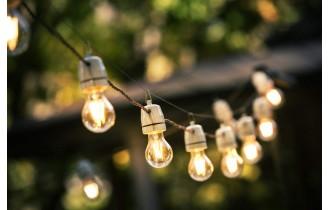 Osvetljenje bašte